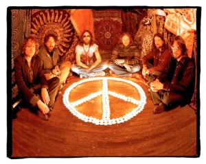 The Black Crowes in 2009