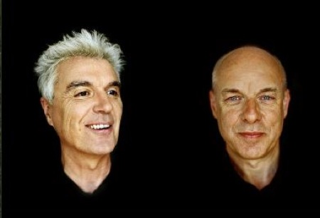 Byrne and Brian Eno